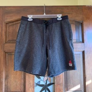 Men's Reebok CrossFit French Terry Shorts